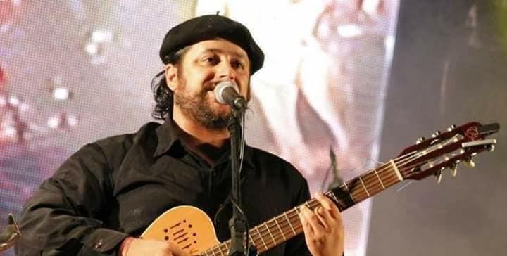Carlos Malo en La Paloma!