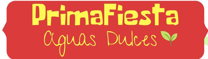 PrimaFiesta - Festival Familiar - Sábado 21 de Setiembre